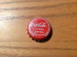 "Capsule de soda ""Coca-Cola"" Sri Lanka"