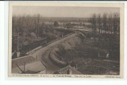37 SAINT ETIENNE De CHIGNY Le Pont De Bresme - Other Municipalities