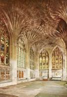 Postcard - Peterborough Cathedral, Cambridgeshire. PE5 - England