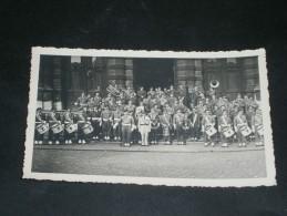 MOUSCRON HARMONIE F.N.C. - Concert Du 18/6/50 Donné Sur Le Kioske Place D'Armes - Militaria