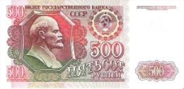 Russia - Pick 249 - 500 Rubles 1992 - Unc - Russia
