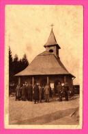 Banneux - La Jolie Petite Chapelle De Notre-Dame Des Pauvres - Animée - PRINTING & Co - NELS - Exclu Pèlerinages Caritas - Sprimont