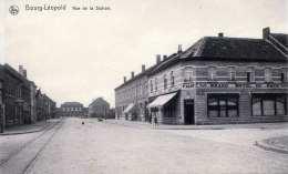 BOURG LEOPOLD Rue De La Station - Leopoldsburg