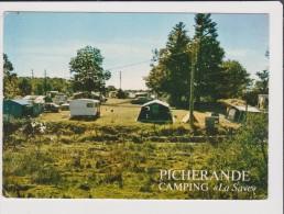 CPM - PICHERANDE - Camping La Save - France
