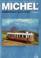 MICHEL Briefmarken Rundschau 1/2016-plus Neu 6€ New Stamps World Catalogue / Magacine Of Germany ISBN 978-3-95402-600-5 - German