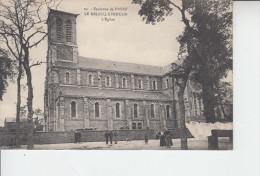 Environs De Brest - LE RELECQ KERHUON - L´ église  PRIX FIXE - France