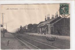 35 LA FRESNAIS La Gare  Ondulée En L'état - Sonstige Gemeinden