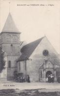 CPA Animée (60)  BALAGNY Sur THERAIN L' Eglise - Francia