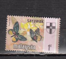 SARAWAK * YT N° 220 - Sarawak (...-1963)