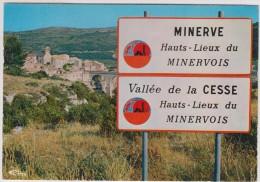 34 - Minerve - Dans La Vallée De La Cesse - Editeur: Combier N° 341581710588 - Altri Comuni