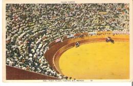 Plaza Toros, Bull Fight Plaza, Tijuana, B. C.  Mexico  53
