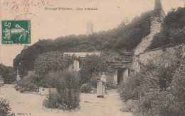 LIMAY   YVELINES  CPA   ERMITAGE SAINT SAUVEUR   MANTES LIMAY - Limay