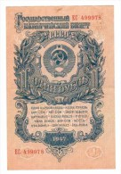 Russia / 1947 1 Ruble - Russia