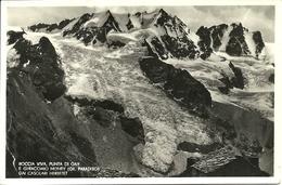 Valle D´Aosta, Gran Paradiso, Punta Di Gay E Ghiacciaio Money Dai Casolari Herbetet - Aosta