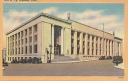 CPA-1939-USA-CONNECTICUT-HARTFORD-POST OFFICE-TBE - Hartford