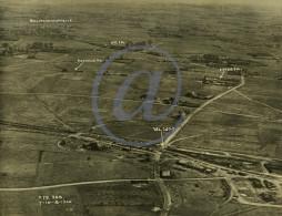 ROLLEGEM-KAPELLE - LEDEGHEM - BELGIQUE FLANDRES - Retirage D´une Plaque De Verre. - Guerre 1914-18