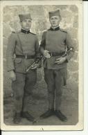 KINGDOM OF YUGOSLAVIA, SERBIA  --  ORIGINAL PHOTO  --   SOLDATEN, BAYONET  --  PC FORMAT