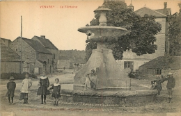 VENAREY LA FONTAINE - Venarey Les Laumes