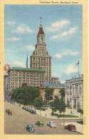 CPA-1939-USA-CONNECTICUT-HARTFORD-TRAVELERS TOWER-TBE - Hartford