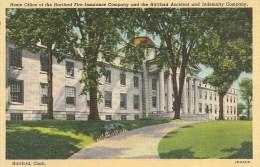 CPA-1939-USA-CONNECTICUT-HARTFORD-HOME OFFICE FIRE INSURANCE CIE-TBE - Hartford