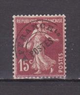 FRANCE / 1922-1947 / Y&T Préo N° 53 : Semeuse 15c Brun - Sans Gomme - 1893-1947