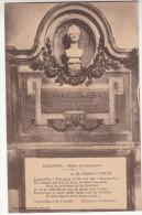 CPA Bergues, Buste De Lamartine (pk29024) - Bergues