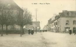 29.RIEC.N°15440.PLACE DE L'EGLISE.RARE - Autres Communes