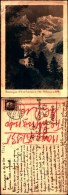 1246c) Cartolina Di Courmayeur-panorama-viaggiata - Italia