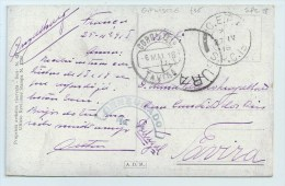 CEP/SPC18 On Art Glamour Card - Postmark Collection