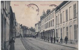 Menin Rue De Lille Couvent Du ... Cinzale? Geanimeerd - Menen