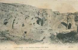 CARTHAGE - Les Tombeaux Puniques (VIIe Siècle) - Tunisie