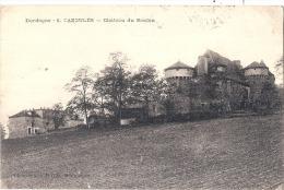 CAZOULES  Château Du Saulou Timbrée  TTB - Andere Gemeenten