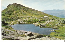 R-579 Mount Monroe and Lakes of the Clouds, in the Presidential Range, White Mountains, New Hampshire