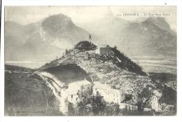 Cp, 38, Grenoble, La Tour Sans Venin, Voyagée - Grenoble