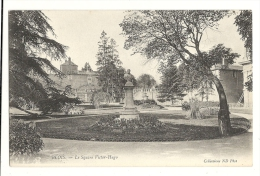 Cp, 41, Blois, Le Square Victor Hugo - Blois