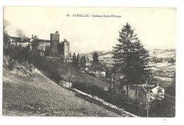 Cp, 15, Aurillac, Château St-Etienne - Aurillac