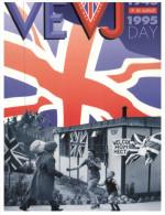 (670) UK - WWII - !9145 - 1995 - Ex Prisoner Of War Return Home - VE Day  -VJ Day - UK Flag - Guerre 1939-45