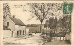 60 - Gouvieux (oise) - La Chaussée - Le Pont - Gouvieux