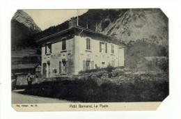 Cpa N° 24 LE PETIT BORNAND LES GLIERES La Poste - Ohne Zuordnung