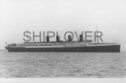 paquebot fran�ais FRANCE - photo authentique - bateau/ship/schiff
