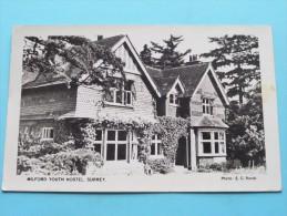 MILFORD YOUTH HOSTEL Surrey - Anno 1956 ( Zie Foto´s Voor Detail ) ! - Surrey