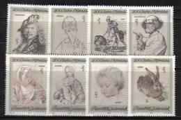SS3014 - AUSTRIA , SERIE N. 1142/1149  *** - 1945-60 Nuovi & Linguelle