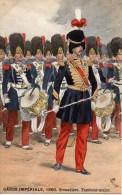 GARDE IMPERIALE 1860 Grenadiers Tambour Major (Illustrée Par Maurice Toussaint) - Uniformes