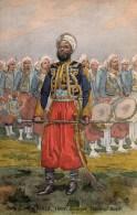 GARDE IMPERIALE 1863 Zouaves Tambour-Major  (Illustrée Par Maurice Toussaint) - Uniformes