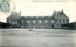N°46934 -cpa Torigni Sur Vire -le Château- - Autres Communes