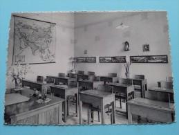 Pensionnat BEIRLEGEM Kostschool Klaslokaal - Anno 19?? ( Zie Foto´s Voor Detail ) ! - Zwalm