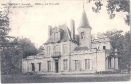 MERIGNAC  Château Du Pavillon TTB Timbrée - Merignac