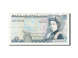 Great Britain, 5 Pounds, 1971, KM:378c, 1971-1991, TTB, HU42 002348 - 1952-… : Elizabeth II