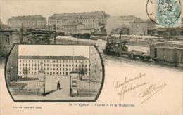 88 - Epinal - Casernes De La Madeleine + Voir  Train - Epinal