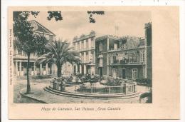 LAS PALMAS GRAN CANARIA PLAZA DE CAIRASCO  CPA174 - Gran Canaria